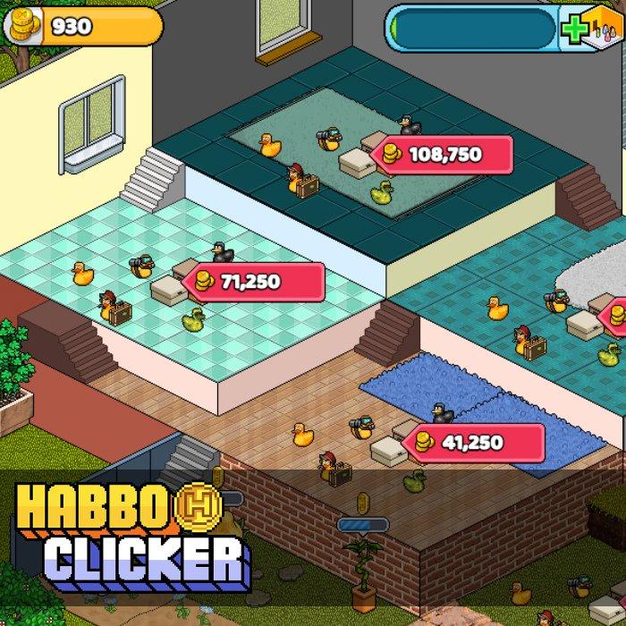 """Prova il nuovo gioco """"Habbo Clicker"""" in HTML5 Dyts2j10"""