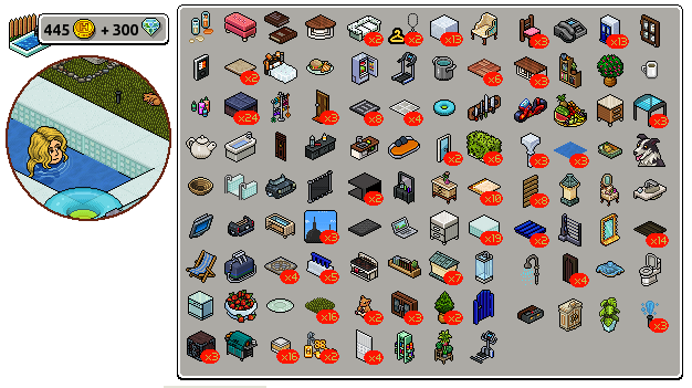 [ALL] Affare stanza Dolce Casa in catalogo su Habbo Fine21