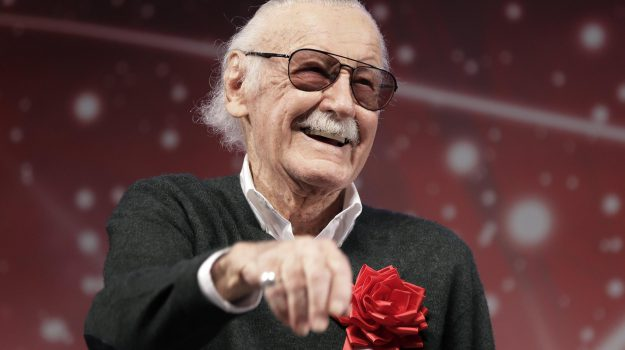 È morto Stan Lee: la leggenda Marvel Giorna10
