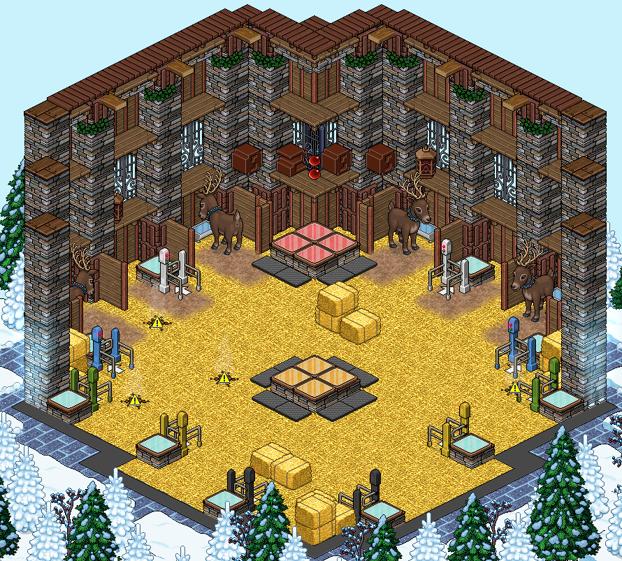 [IT] Natale 2019 su Habbo.it | Gioco La Renna Smarrita #4 Hkprc710