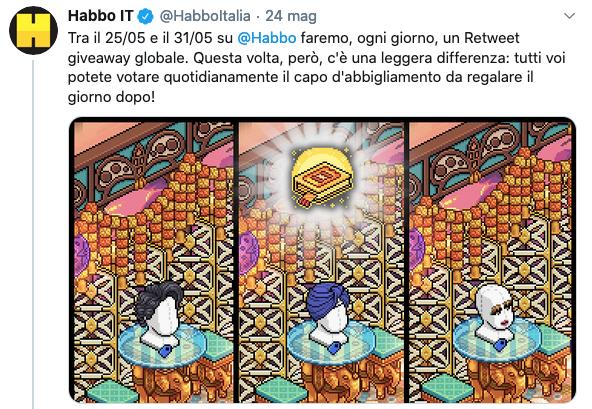 Giveaway su Twitter a tema Palazzo Indiano Sche1082