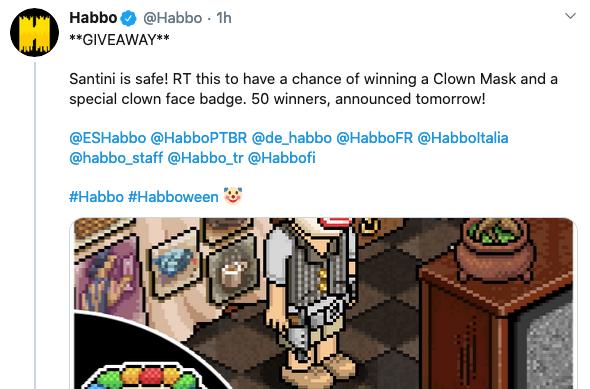 Giveaway su Twitter a tema Habboween 2020 Sche1160