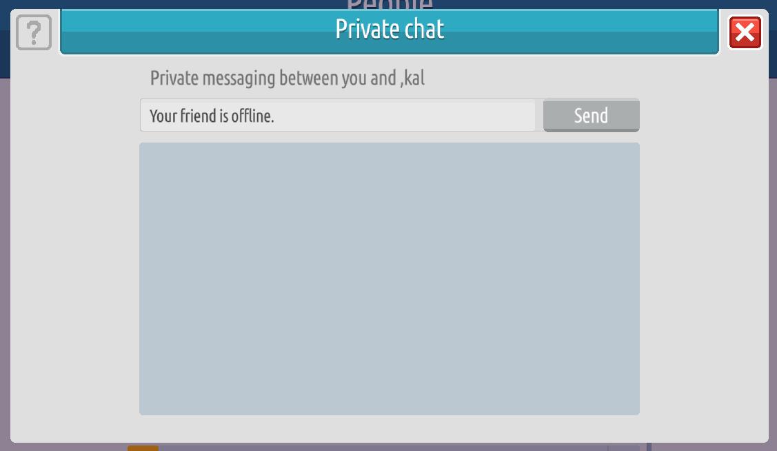 Versione 0.12.0: messaggistica privata, eliminazione gruppi - Pagina 2 Sche1316