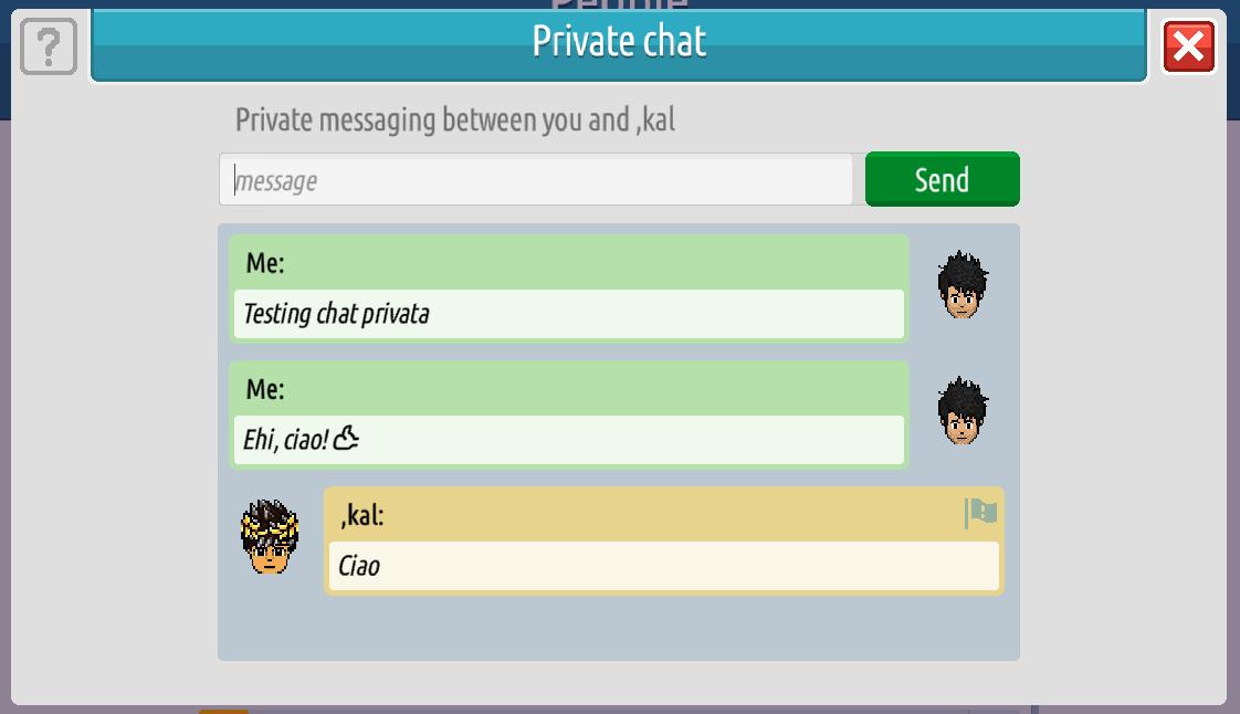 Versione 0.12.0: messaggistica privata, eliminazione gruppi - Pagina 2 Sche1317