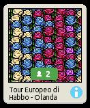 Soluzione giochi Tour Europeo di Habbo Sche1357