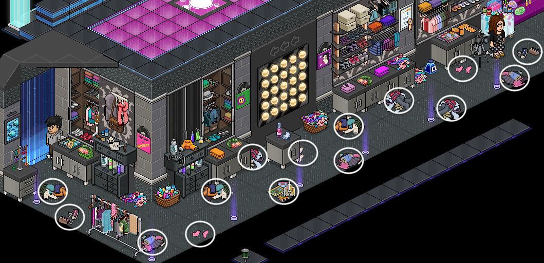 Soluzione gioco Scuola di Moda - Backstage Drama #4 Sche1451