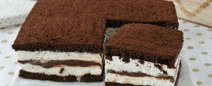 Torta al Latte e Nutella Scher108
