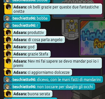[IT] Resoconto Riunione Fansite del 15/10/2018 Scher181