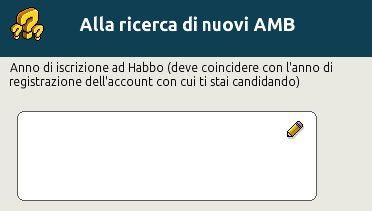 [IT] A.A.AMB Cercasi Ambasciatori 2019 su Habbo.it Scher294