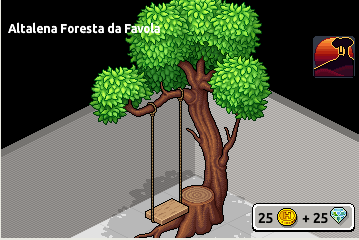 [ALL] Altalena Foresta da Favola inserita in catalogo su Habbo! Scher598
