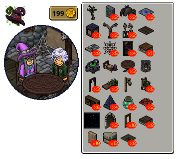 [ALL] Inserito affare stanza Witch Academy in catalogo su Habbo! Scher738