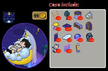 [ALL] Reinserito l'affare stanza Celestiale su Habbo Scher819