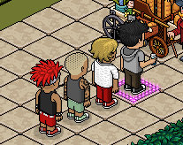 Hashtag playaparttogether su Habbolife Forum Scher963