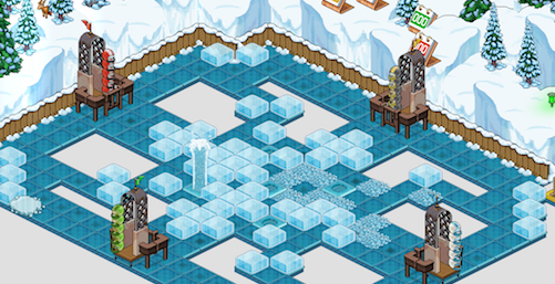 [ALL] Gioco Habbo 18 | Secondo Livello: Snowstorm #3 Scherm66