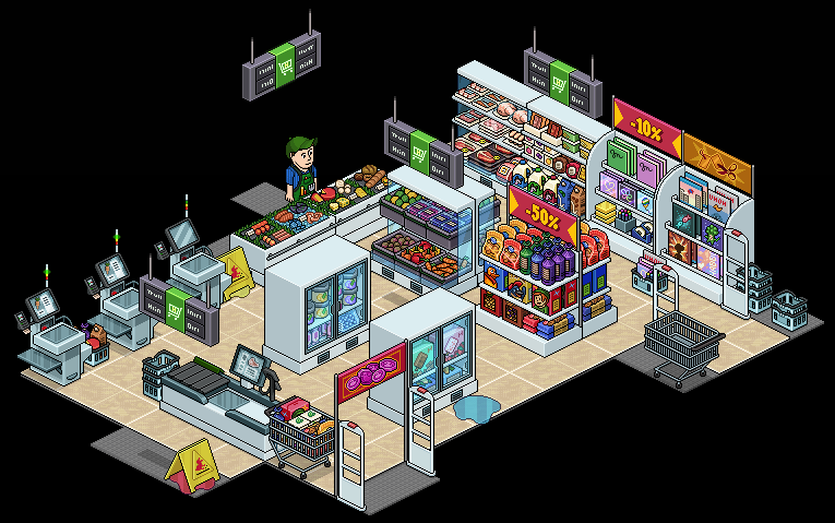 [ALL] Furni affare stanza Supermercato di Settembre 2019 Screen33