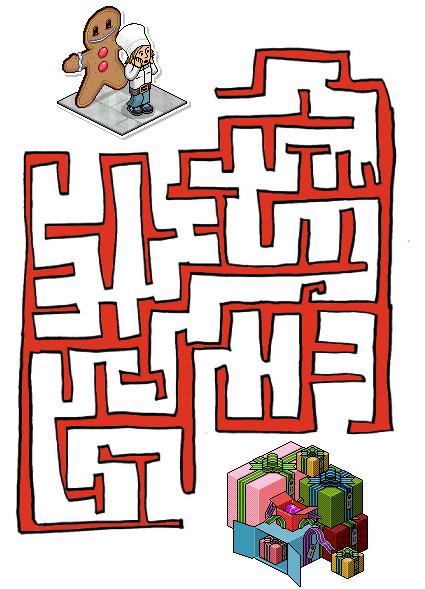 [HLF GAME] Missione Natalizia: Labirinto! #2 T1xxae10
