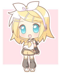Fã CLub da Kagamine Rin Kagami10