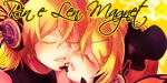 Mod Rin e Len Magnet