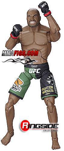 UFC Deluxe Figures série 2 Quiton10
