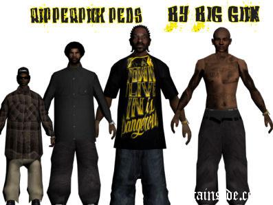 Rapper pack 12736510