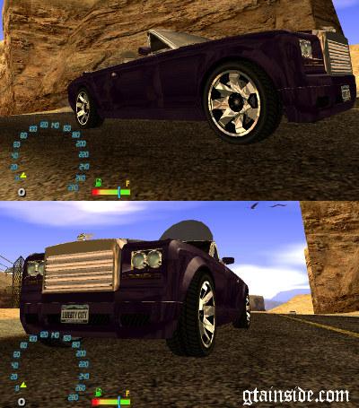 GTA TBOGT Pimpmobile Pictur10