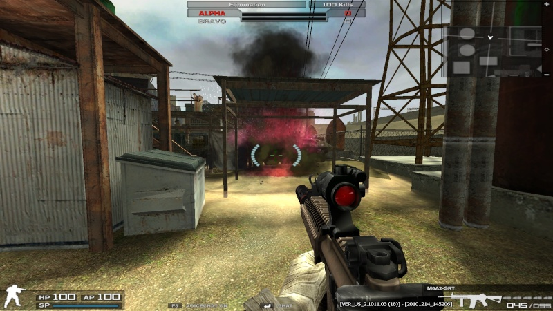 Combat Arms Graphics Settings Combat29