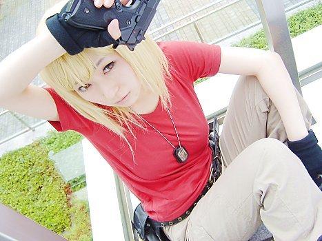 Photos de beaux cosplay (perso feminin) trouvés sur le net - Page 2 Gundam12