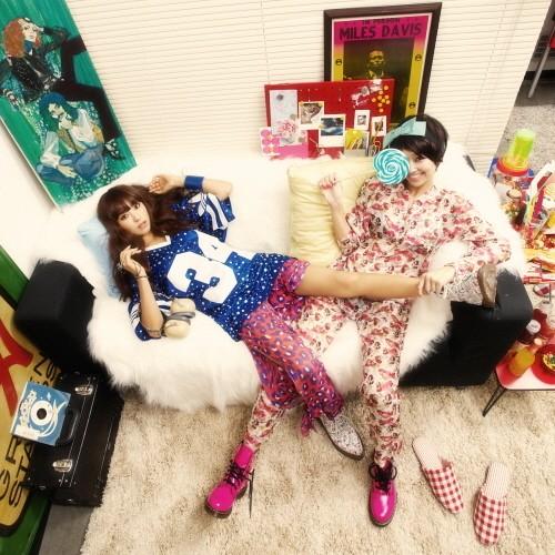 [HyoRin + BoRah] HyoRa 46464510