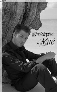 Christophe maé Christ10
