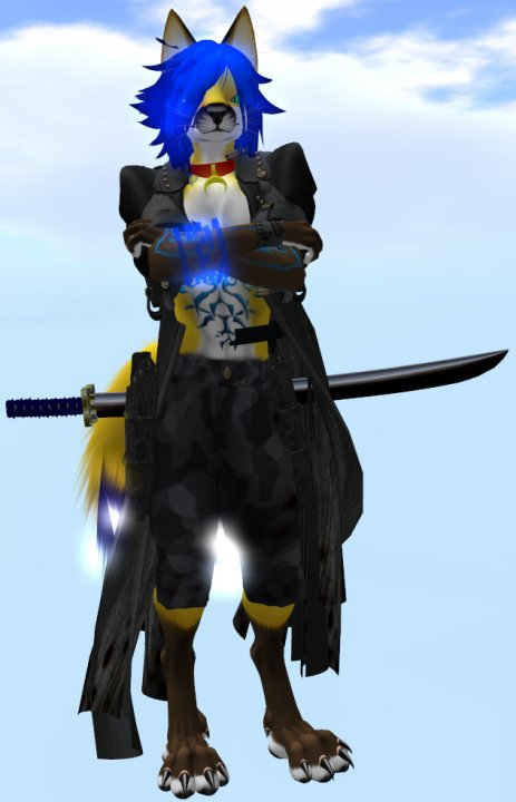 Kikobi Irizuta, The Wind Rider Kikobi10