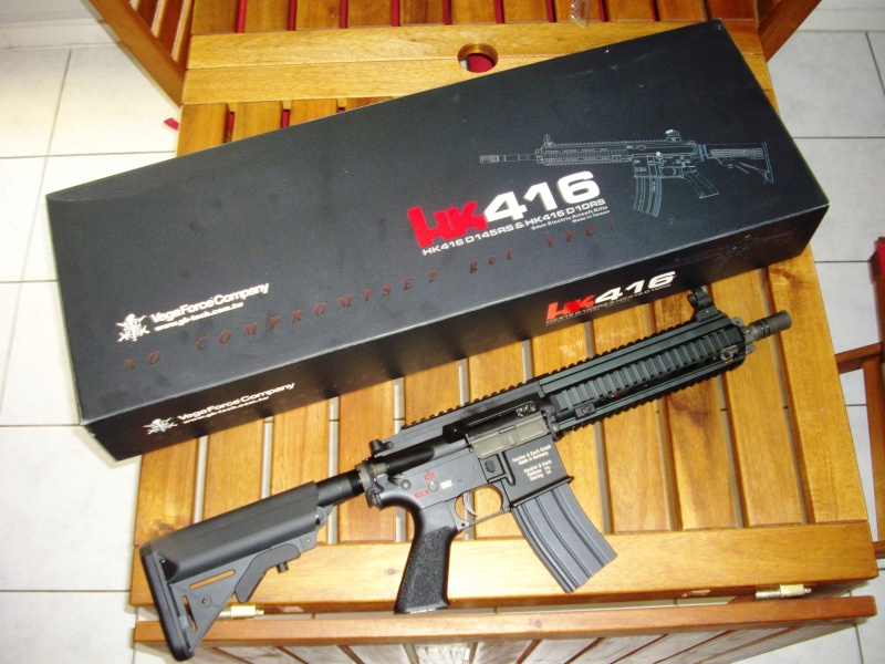 =HK 416 D10 RS VFC= Hk114