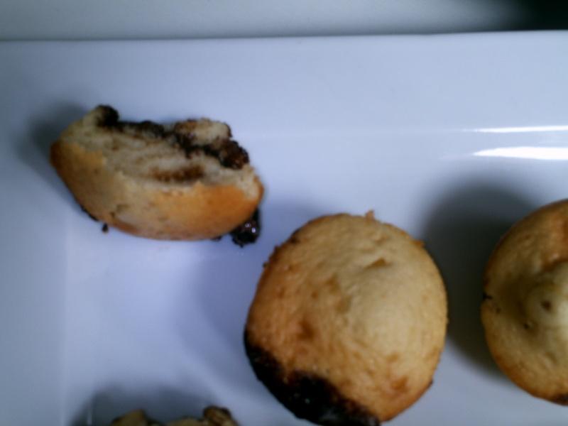 Cupcakes : recettes et décors simples - Page 2 Pict0012