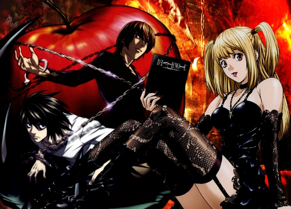Death Note power