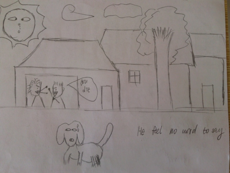 storyboard of the ad(small moive) Photo029