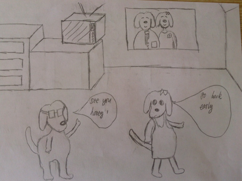 storyboard of the ad(small moive) Photo036