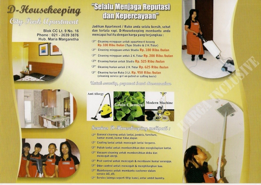 D-Housekeeping D-hous11