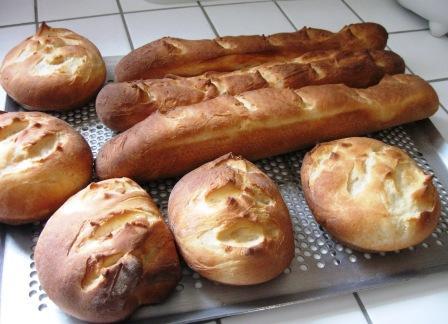 viennoises - baguettes viennoises et boules Pain_v12