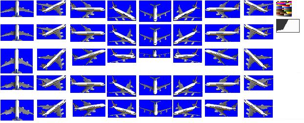 [WIP] A340-500 A340-512