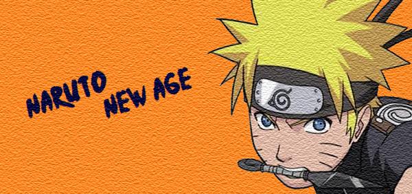 Naruto - New Age