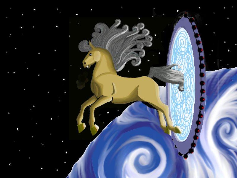 Cheval spatial Commande pour Nadri Associ10