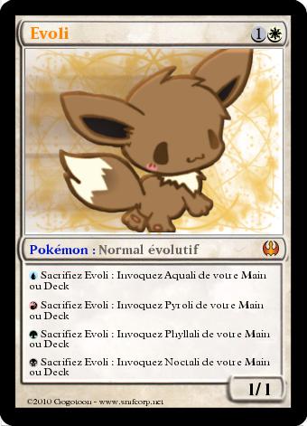 Mes funcards (cartes Magic) Genera10