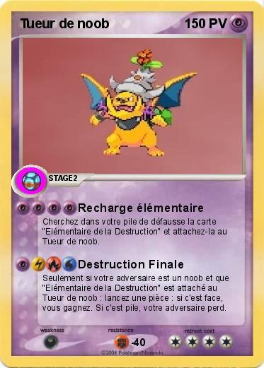 Crée Vos propres cartes Pokémon! Pokaca10