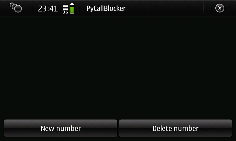 Pycallblocker Screen12