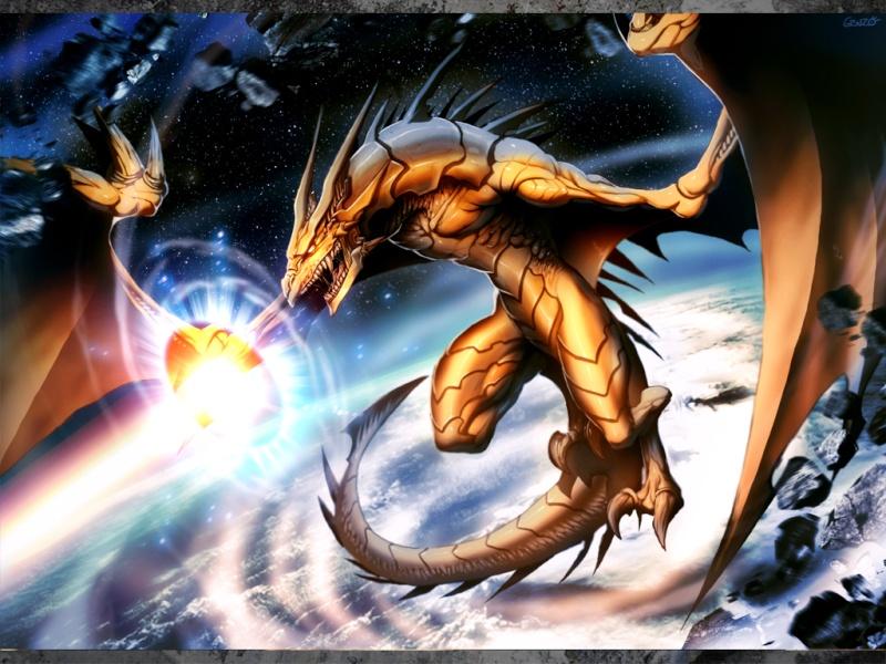 Tiankong Longwang - Dragon King Golden10