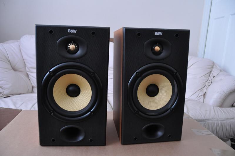Bower & Wilkins Speakers B&W DM601 (SOLD) Dsc_0216