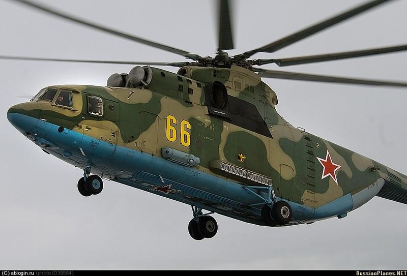 Mi-8/17, Μi-38, Mi-26: News 03956410