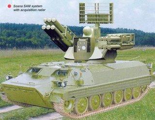 Tunguska gun/missile system replacement _0a4b10