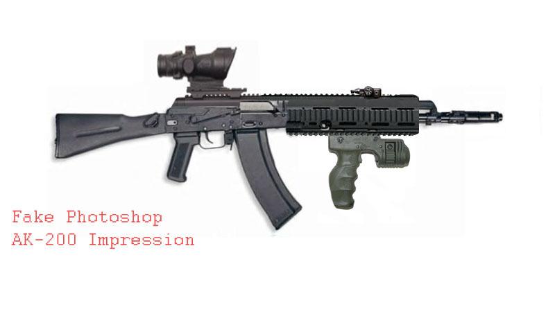 Russian Assault Rifles & Machine Guns Thread: #1 Ak20010