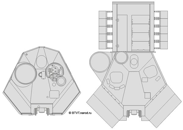 Uralvagonzavod (UVZ) tank manufacturer Burl10