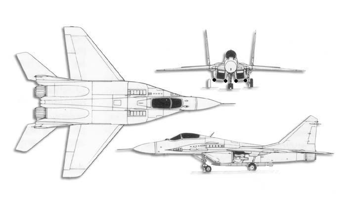 MiG-31BM Interceptor: News - Page 2 Mig-2910